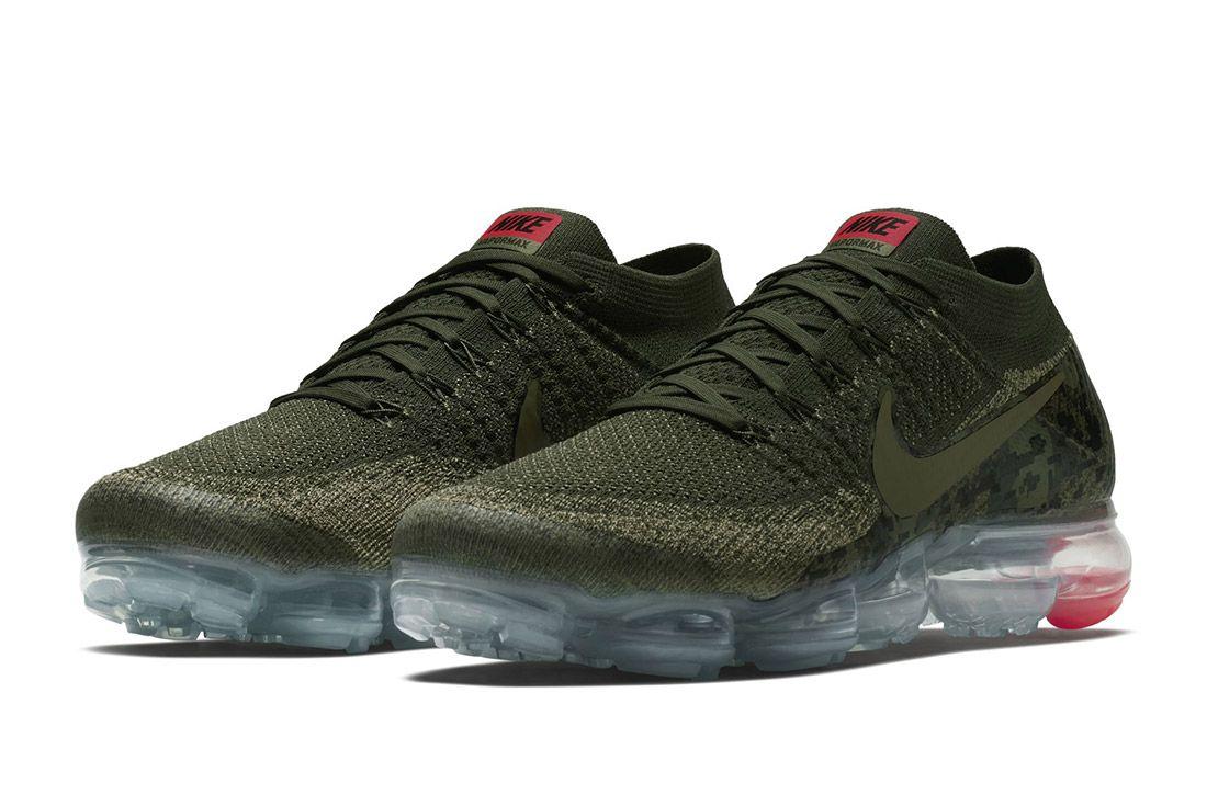 Nike Air Vapormax Green Camo 5