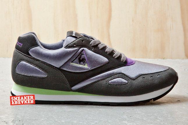Le Cpq Sportif Flash Blk Grey Purple Lime 1 1