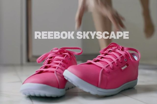 Miranda Kerr Reebok Skyscape
