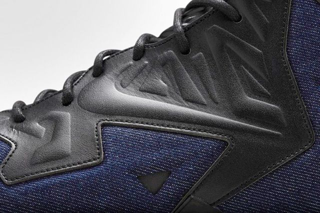 Nike Lebron 11 Ext Denim 2