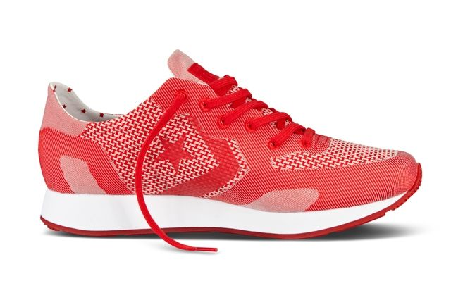 Converse Cons First String Engineered Auckland Racer Red