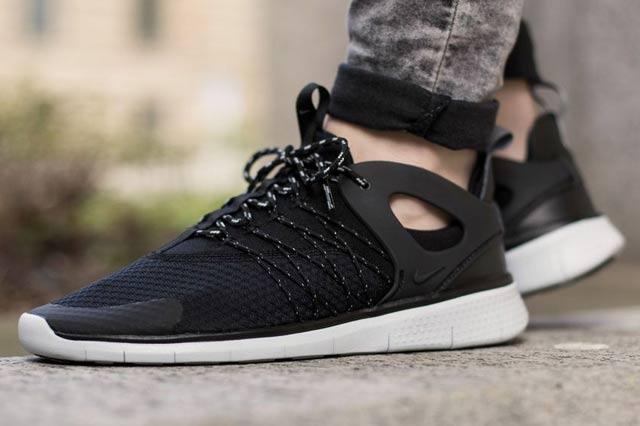 Nike Free Veritous Black 3