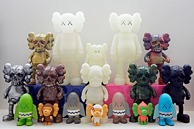 Ronnie Pirovino Kaws Collection 13 1