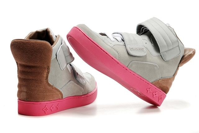 Kanye West Sneaker Style Lv Womens