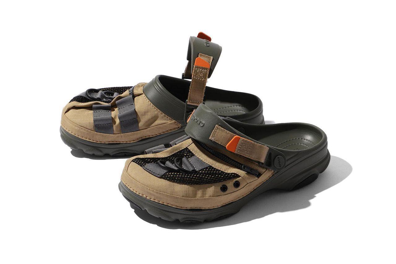 BEAMS x Crocs