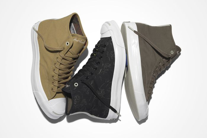 Hancock X Converse Jack Purcell Signature Hi Collection11