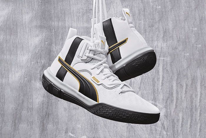Puma Legacy Release White Hanging