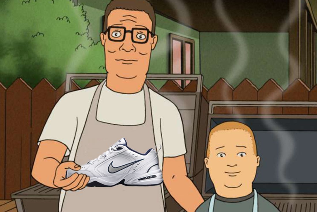 Material Matters Dad Shoes Hank 1