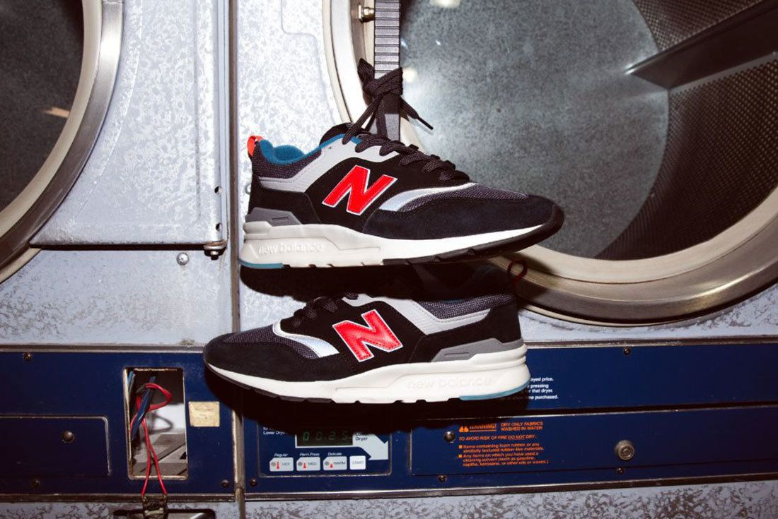 New Balance 997 H Hypothesis Magnet Energy Red Sneaker Freaker7