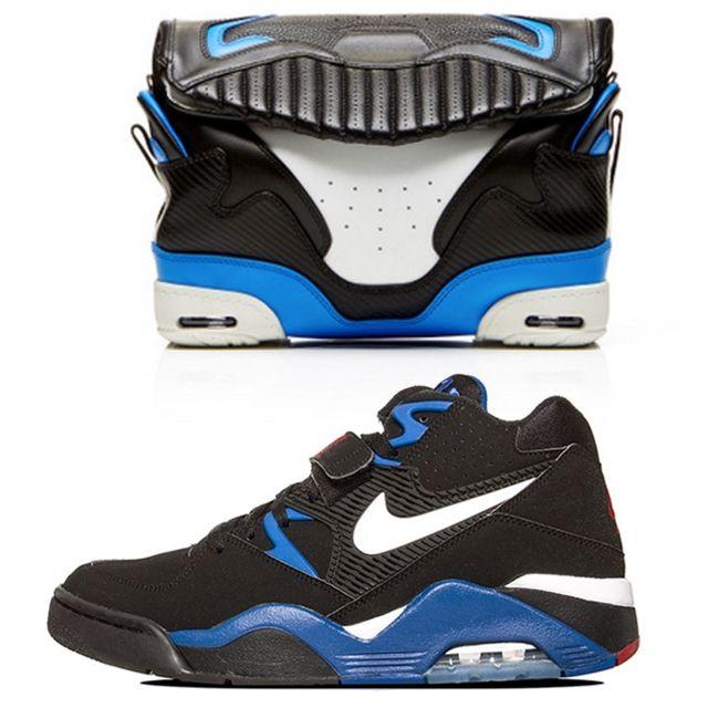 Alexander Wang Sneaker Bags Blue Black