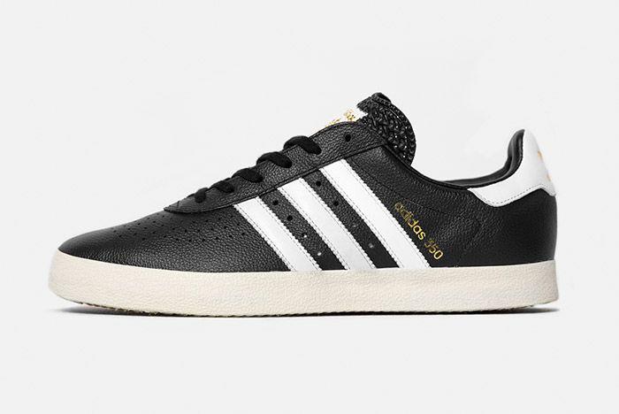 Adidas Originals Spezial 350 Black 1