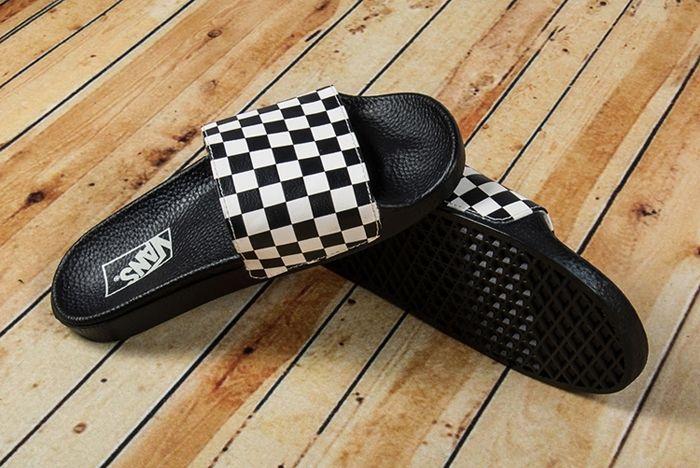Vans Slide On Checkerboard 2