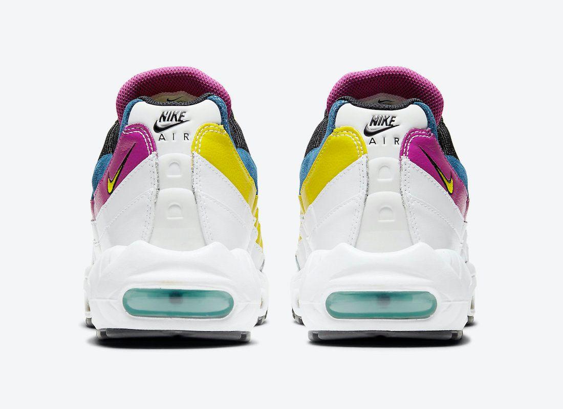 Nike Air Max 95 Heel