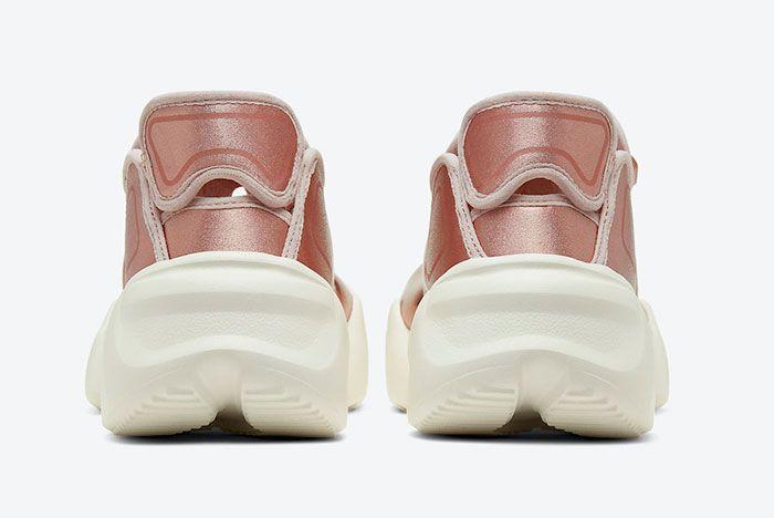 Nike Aqua Rift Bronze CW5875-929 Heel