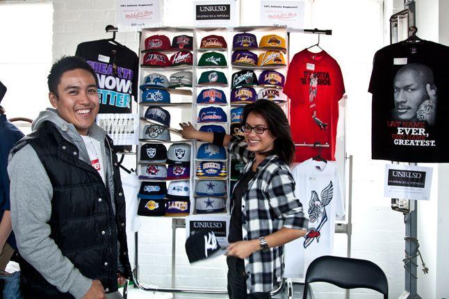 Sneaker Freaker Swapmeet 2011 77 1