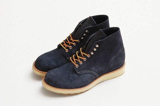 Red Wing Shoes Concepts Plain Toe 8