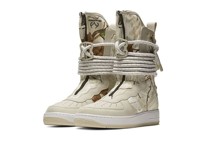 Nike Sf Af1 High Realtree Camo 1