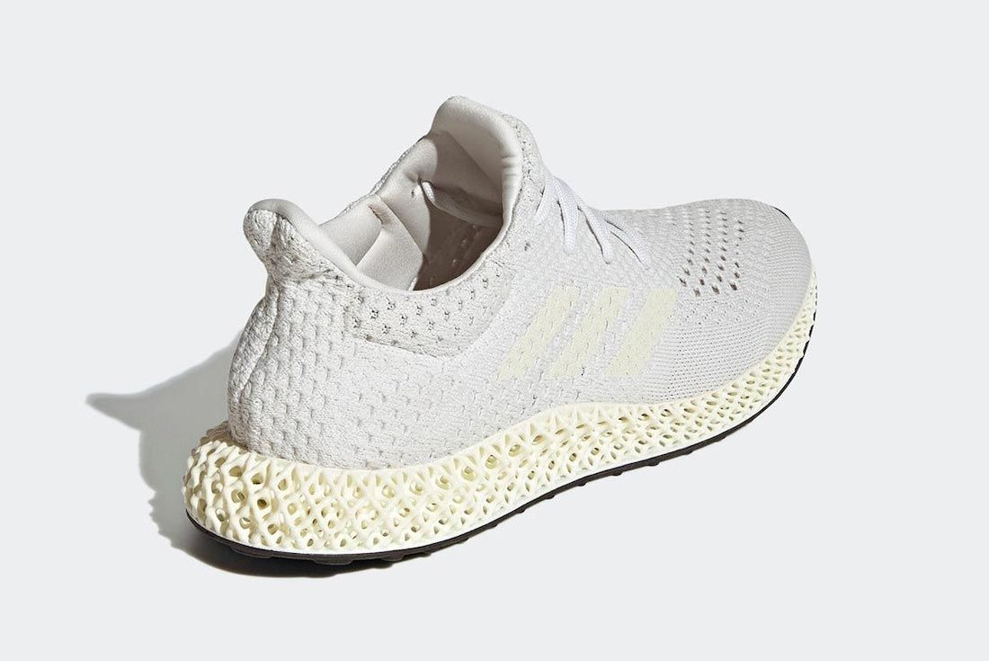 adidas Futurecraft 4D 'Triple White'