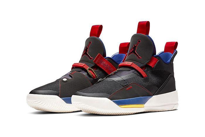 Air Jordan 33 Tech Official 1