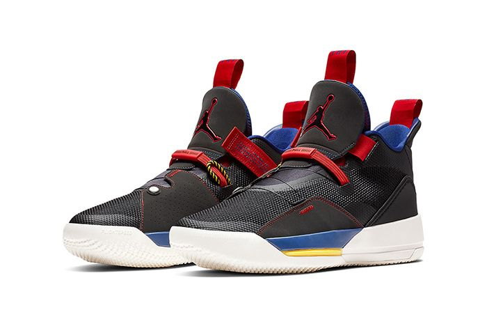 Air Jordan 33 Tech Official 1
