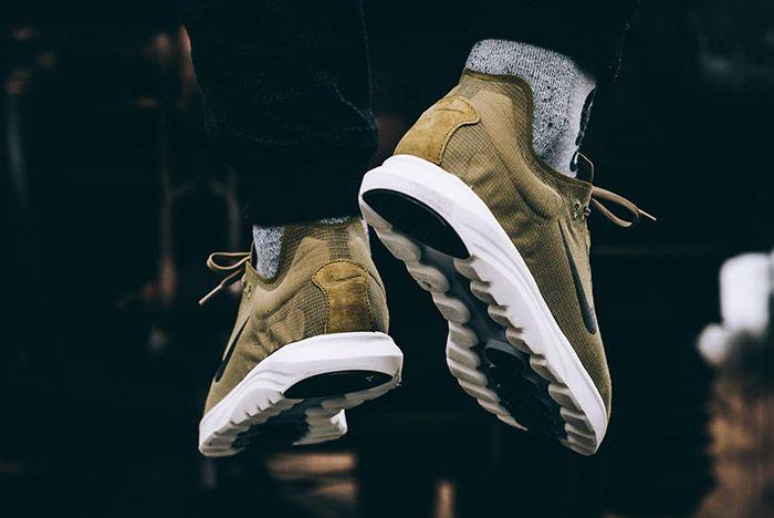 Nike Mayfly Lite Camper Green 5