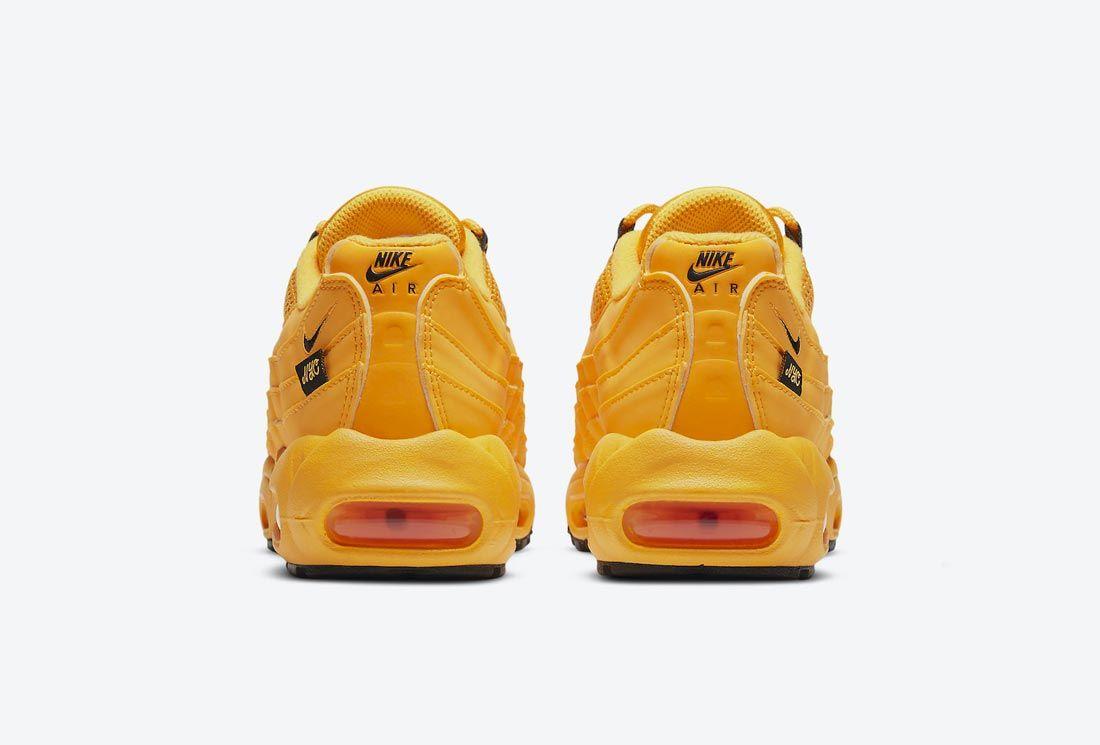 Nike Air Max 95 GS 'Yellow Taxi'
