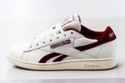 Reebok Npc Uk Chalk Burgundy Thumb