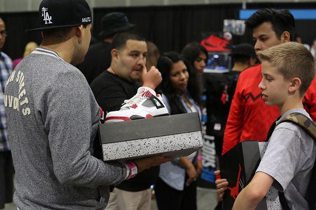 Sneaker Con La Recap 90