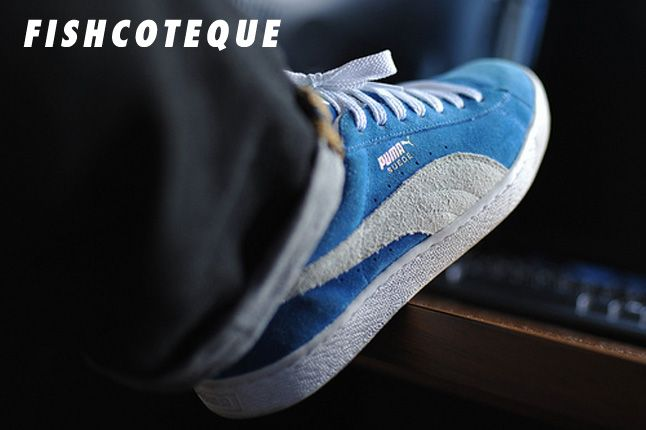Fishcoteque Puma Suede 1