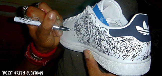 Peter Fahey Sneaker Pimps 5