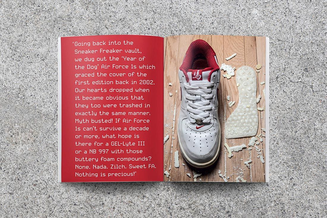 Sneaker Freaker Issue 42 Year Of The Dog