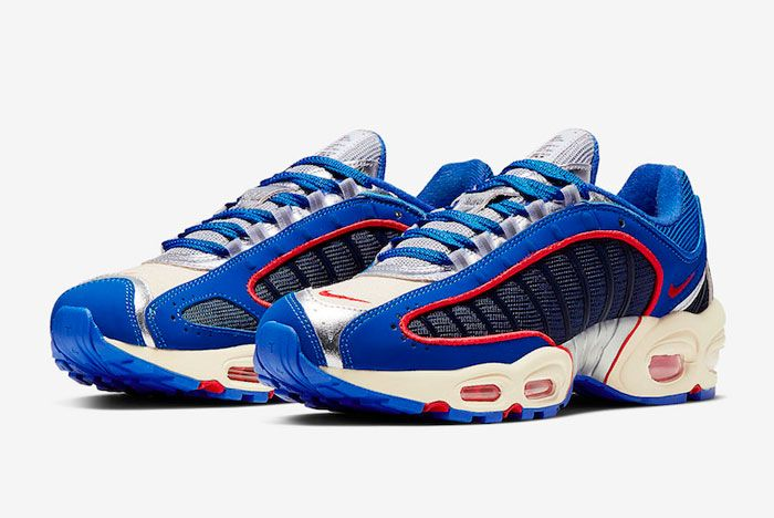 Nike Air Max Tailwind Space Blue Front Full