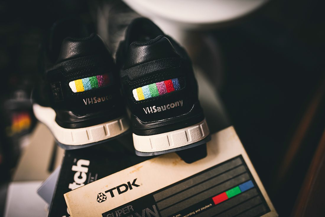 The Good Will Out X Saucony Shadow 5000 Vhs37