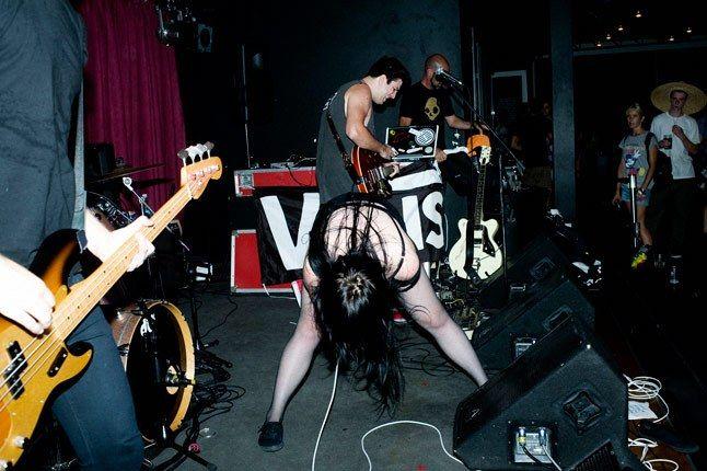 Syd Vans Band3 1