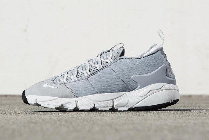 Nike Air Footscape Nm Wolf Grey Black Summit White 6