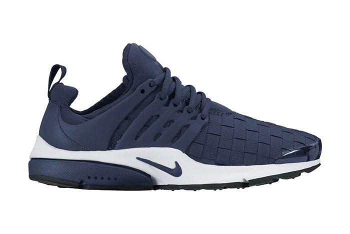 Nike Air Presto Se Woven Blue