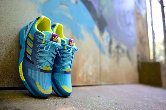 Adidas Originals Zx Flux Aqua 15