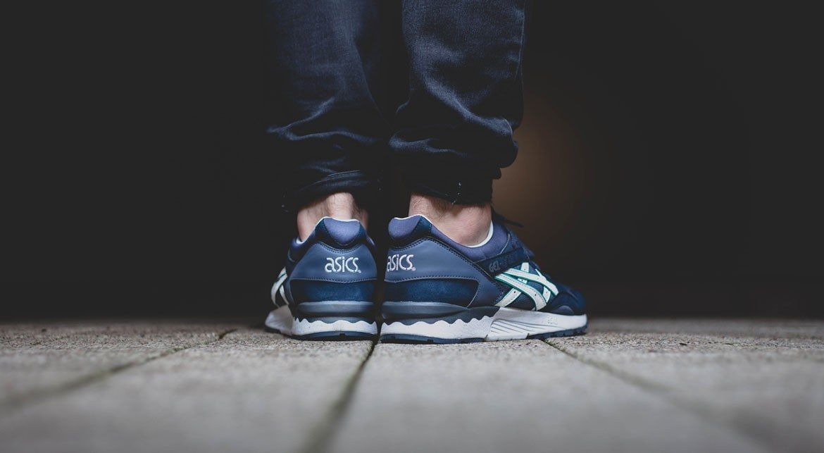 Afew Store Sneaker Asics Gel Lyte V Indian Ink 39