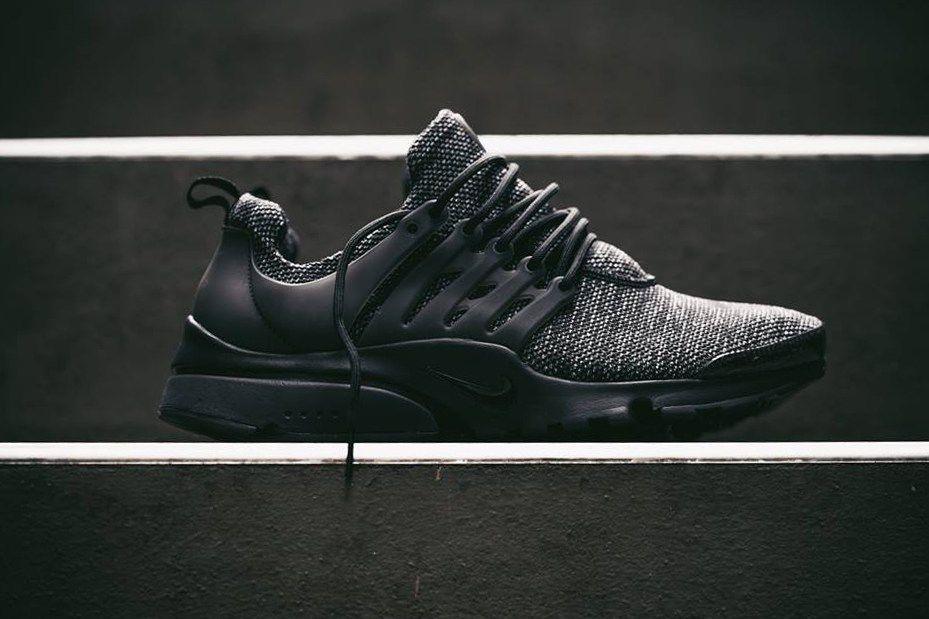 Nike Air Presto Ultra Breathe Black Marled 1 1