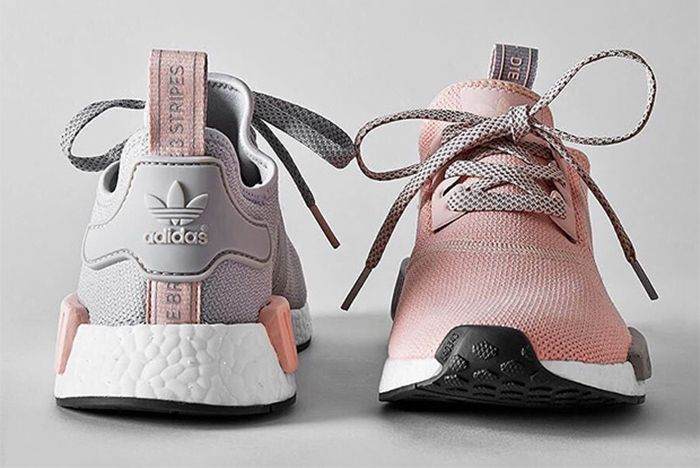 Adidas Nmd R1 Greypink 1