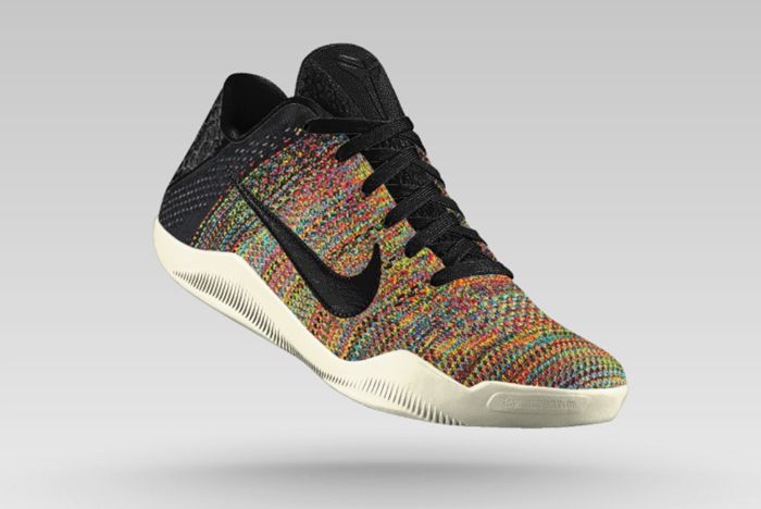 Nike I D Introduces Multi Knit To Kobe A