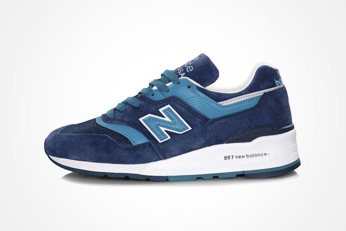 New Balance 997 Blue 5