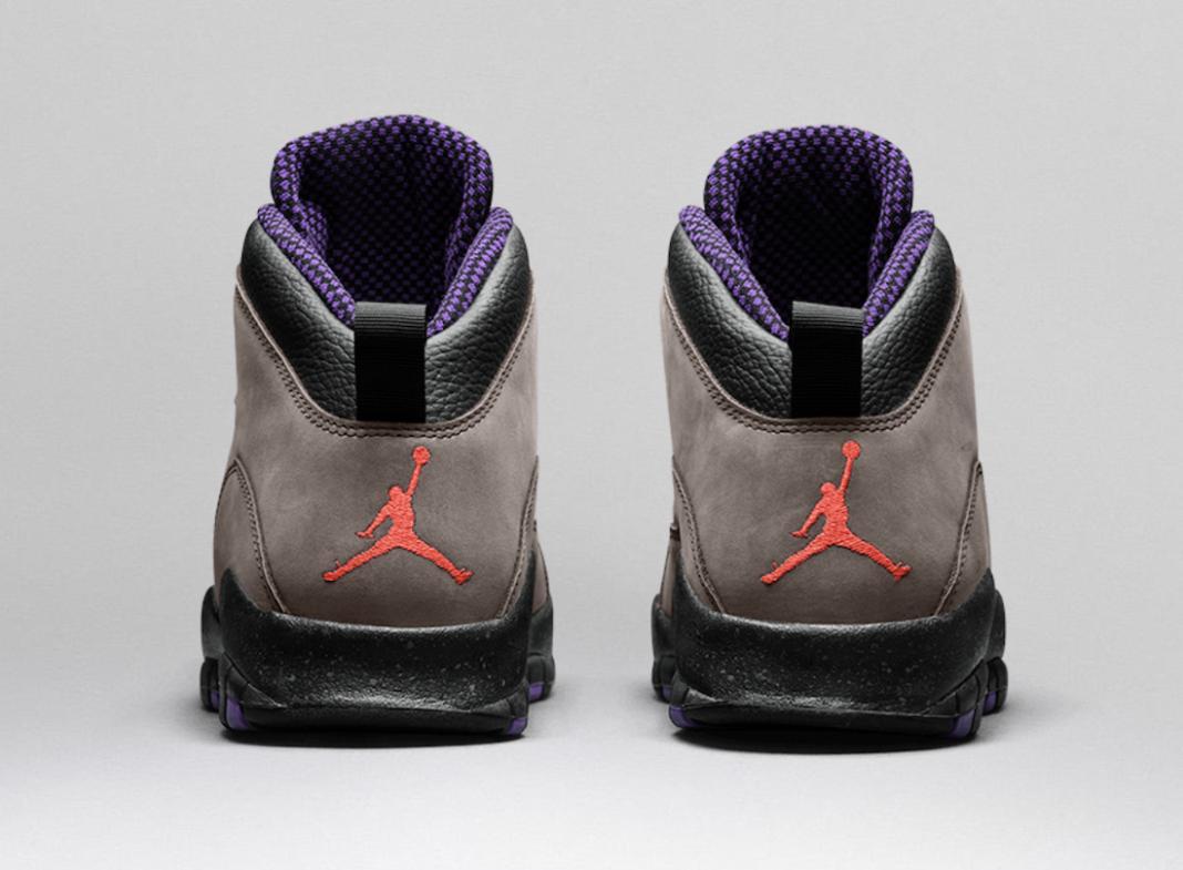 Air Jordan 10 'Dark Mocha' official pic 2021