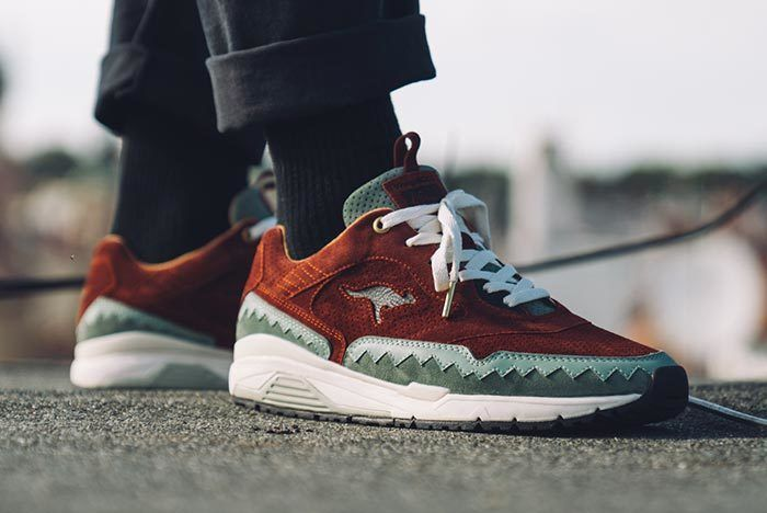 Footshop × Kangaroos Ultimate 3 — The City Of A Hundred Spires 12