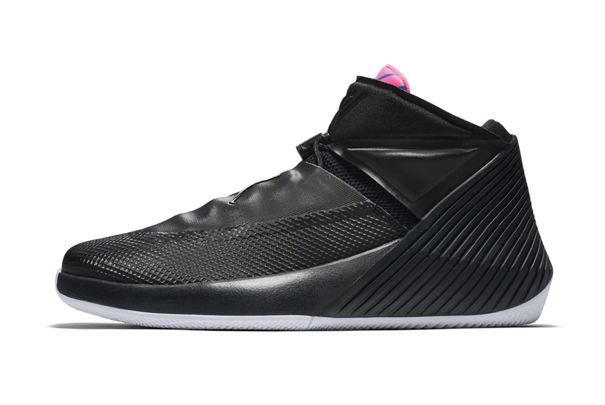 Jordan Why Not Zer01 Phd First Look 001 Sneaker Freaker