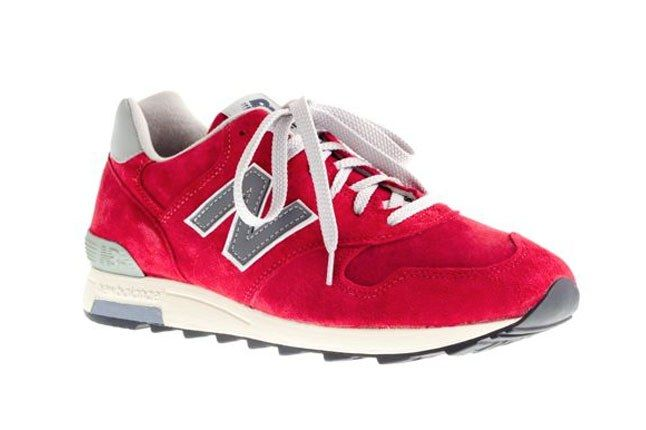 New Balance 1400 For J Crew Cranberry 1