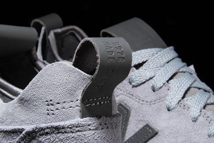 New Balance 997 Deconstructed Grey 1