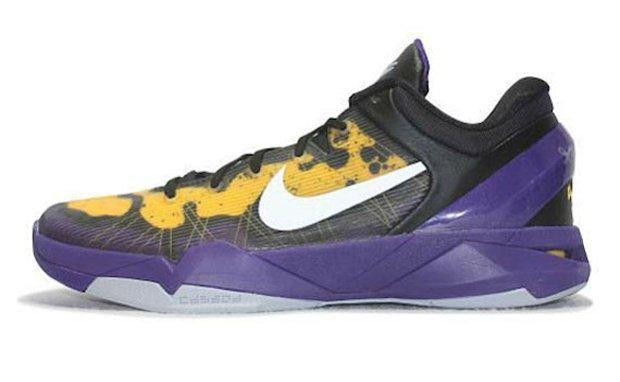 Kobe Vii Poison Dart Lakers 2 1