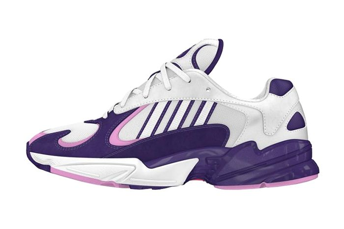 Dragonball Z X Adidas Sneaker Freaker 2