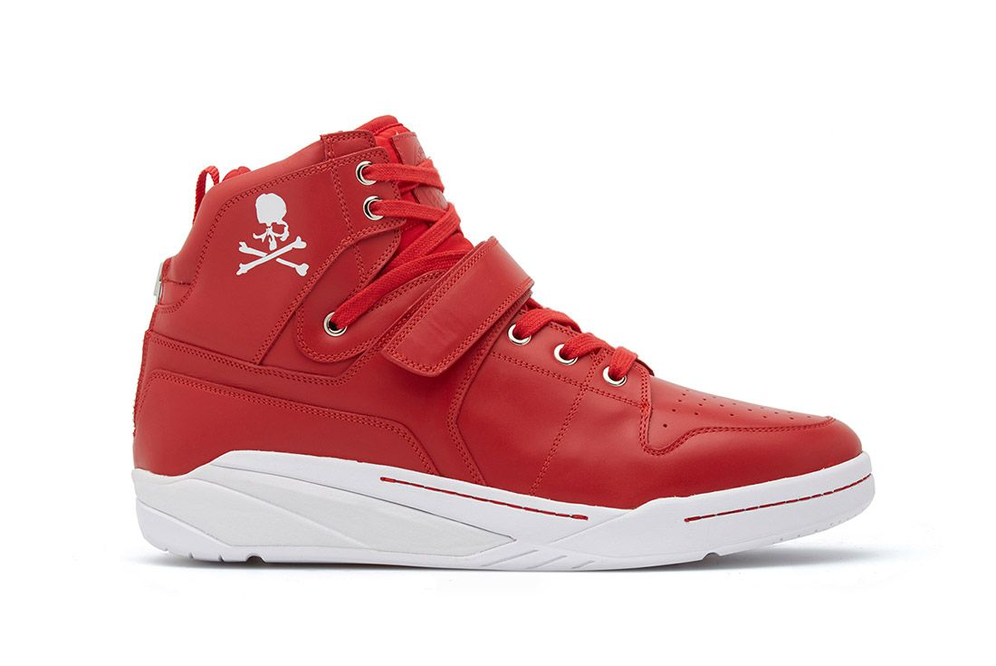 Search Ndesign X Mastermind Ghost Sox Sneaker Freaker Red 9